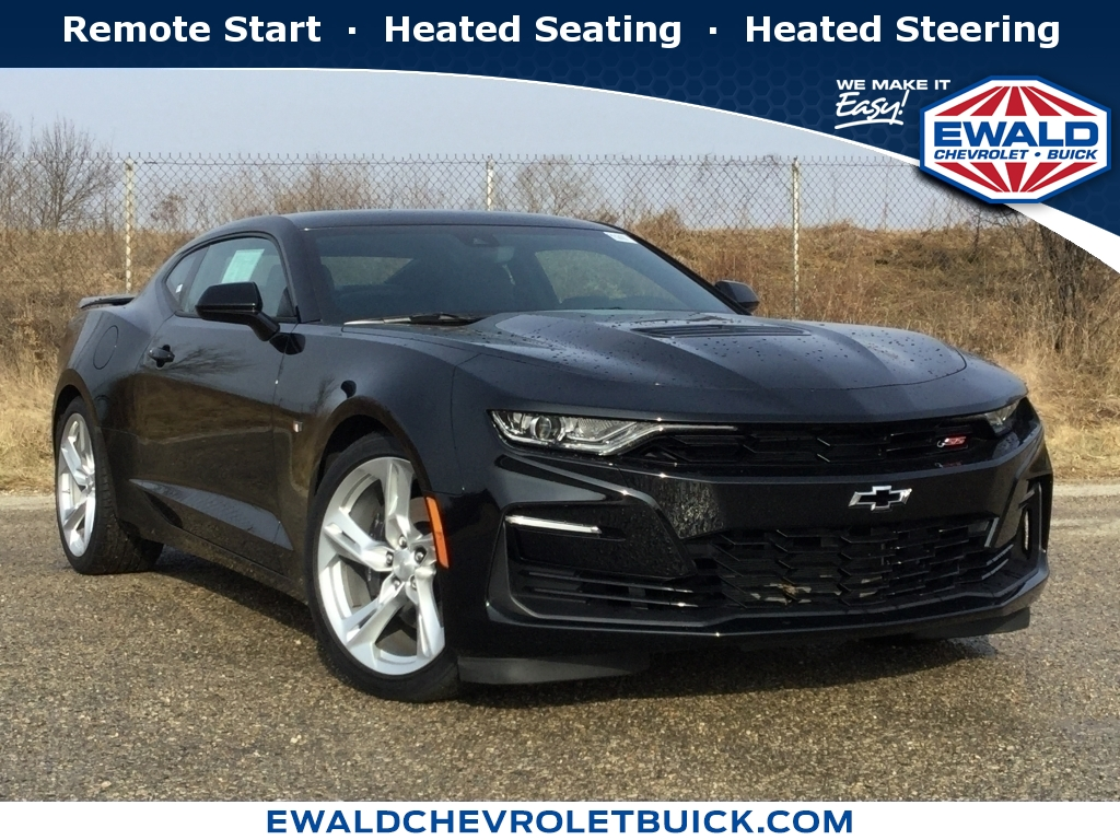 2019 Chevrolet Camaro SS, GE4228, Photo 1