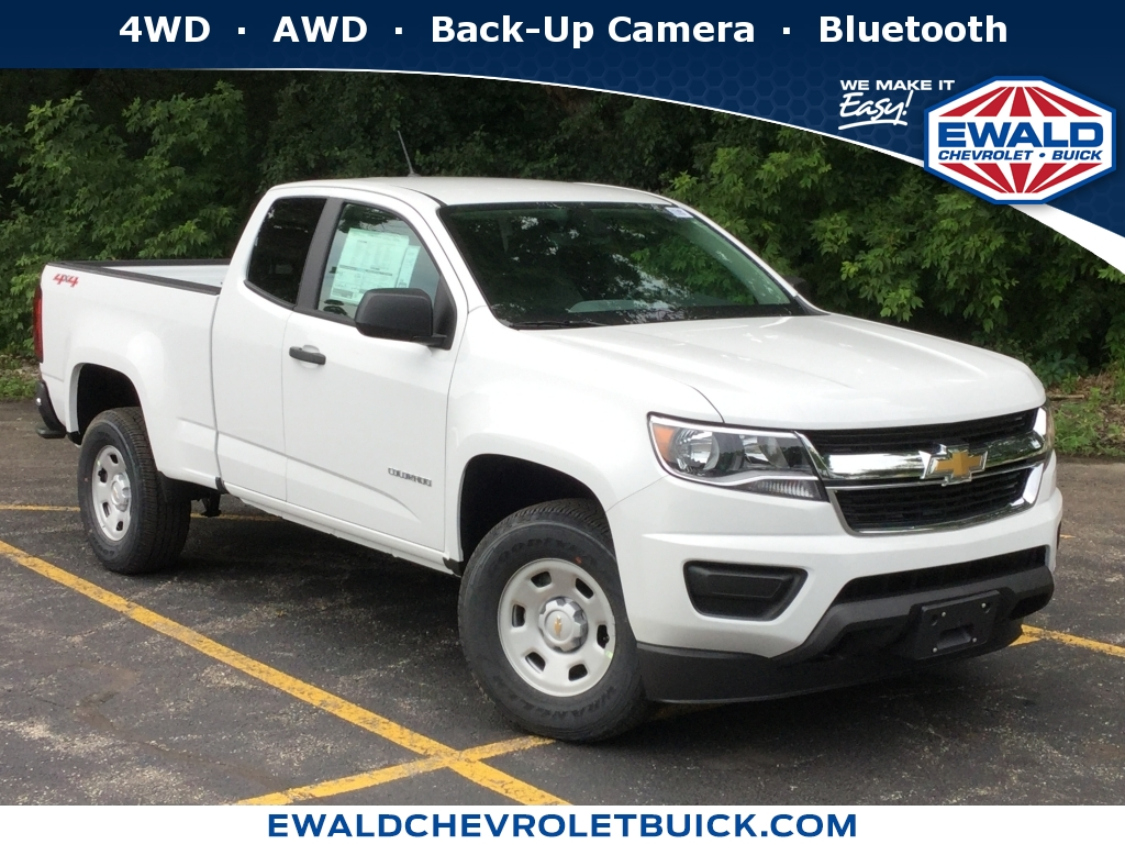 2019 Chevrolet Colorado 4WD Z71, 19C657, Photo 1