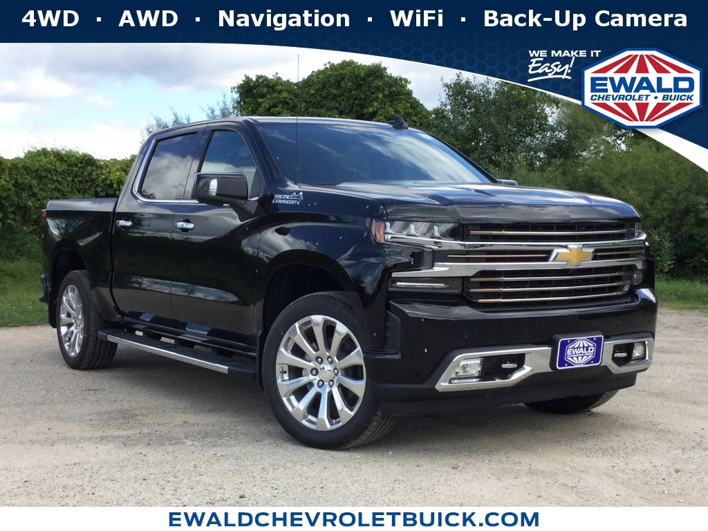 2019 Chevrolet Silverado 1500 Custom, 19C957, Photo 1