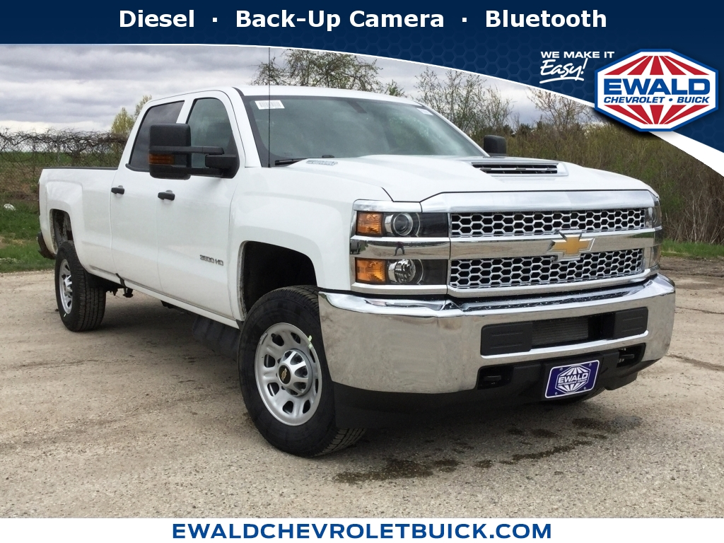 2019 Chevrolet Silverado 3500HD High Country, 19C166, Photo 1