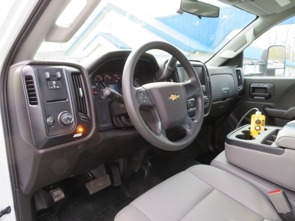 2019 Chevrolet Silverado MD Work Truck, 19C894, Photo 1