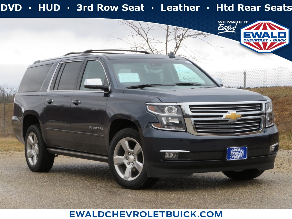 2019 Chevrolet Suburban Premier, GE4589, Photo 1