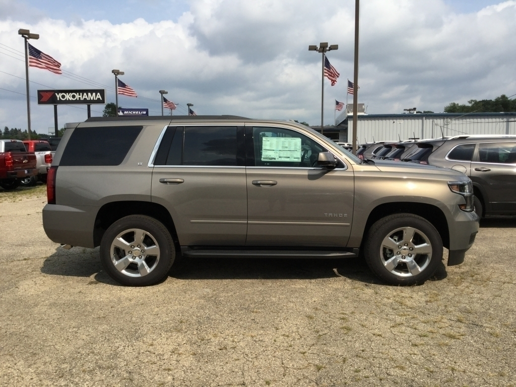 Chevy Tahoe Lease >> Chevy Tahoe Lease Milwaukee Ewald Chevrolet Buick