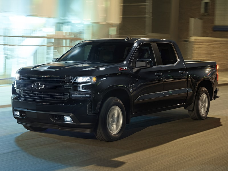 2019 Silverado 1500 city lifestyle