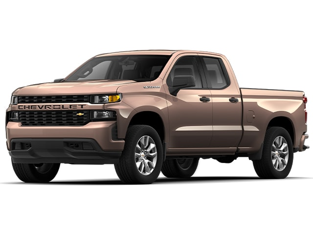 2021 Chevy Silverado Custom