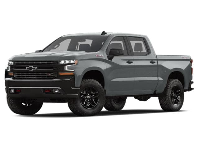 2021 Chevy Silverado High Country
