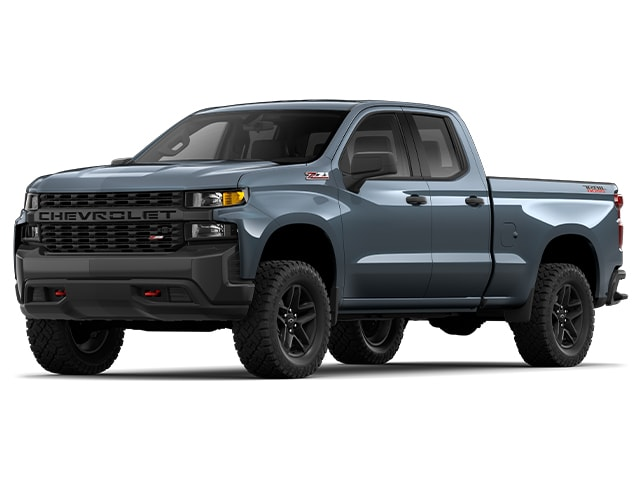 2021 Chevy Silverado Custom Trail Boss