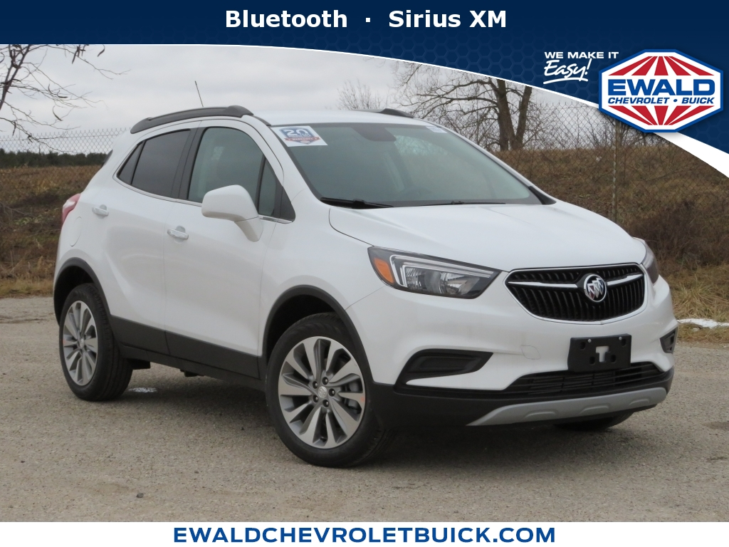 2020 Buick Encore AWD 4-door Preferred, 20B20, Photo 1