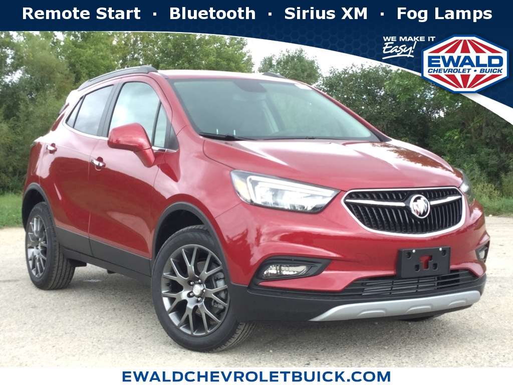 2020 Buick Encore Preferred, 20B4, Photo 1