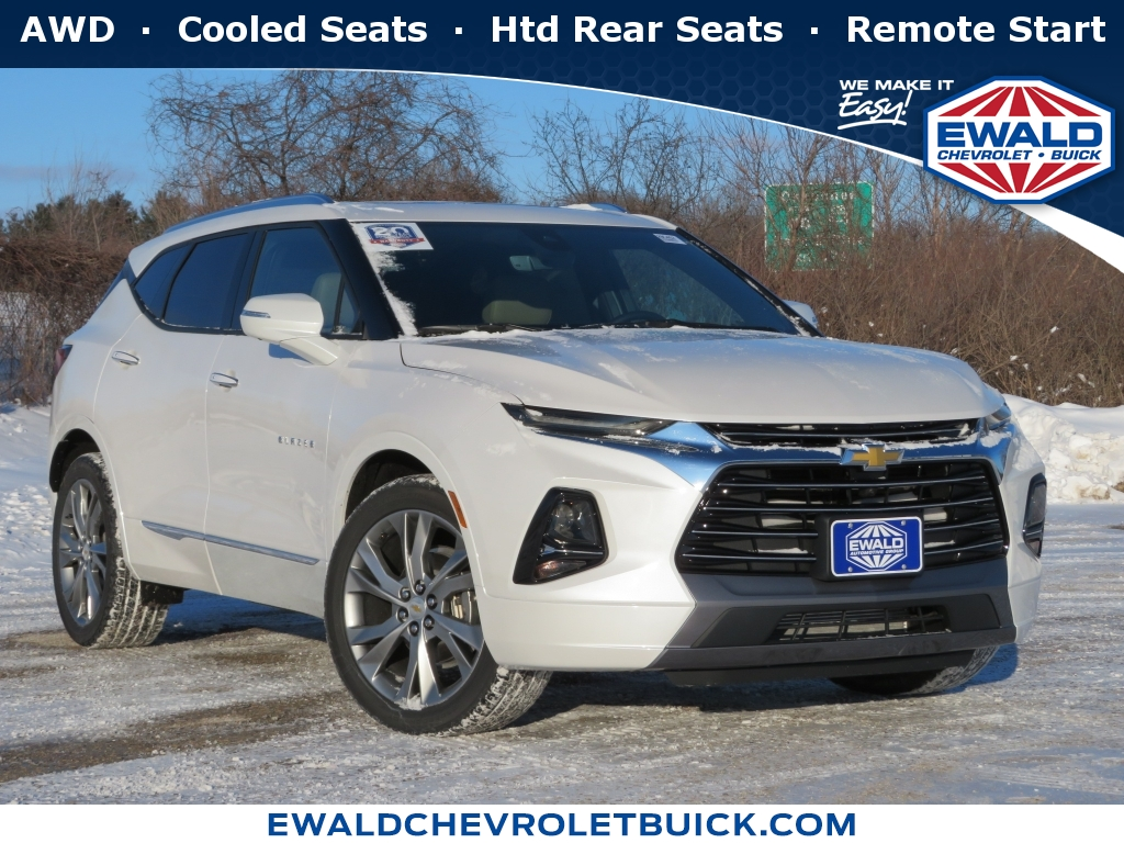 2020 Chevrolet Blazer LT, 20C520, Photo 1