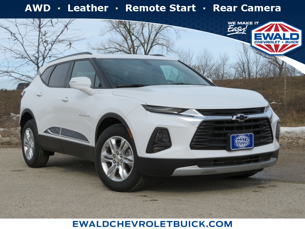 2020 Chevrolet Blazer Premier, 20C452, Photo 1