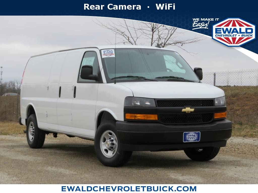"2020 Chevrolet Express Cargo Van RWD 2500 155"", 20C663, Photo 1"