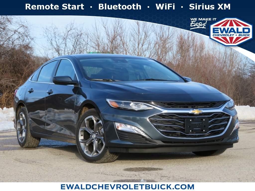 2016 Chevrolet Malibu LT, GP4550, Photo 1