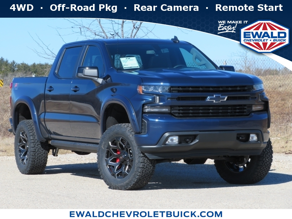 2020 Chevrolet Silverado 1500 Work Truck, 20C154, Photo 1