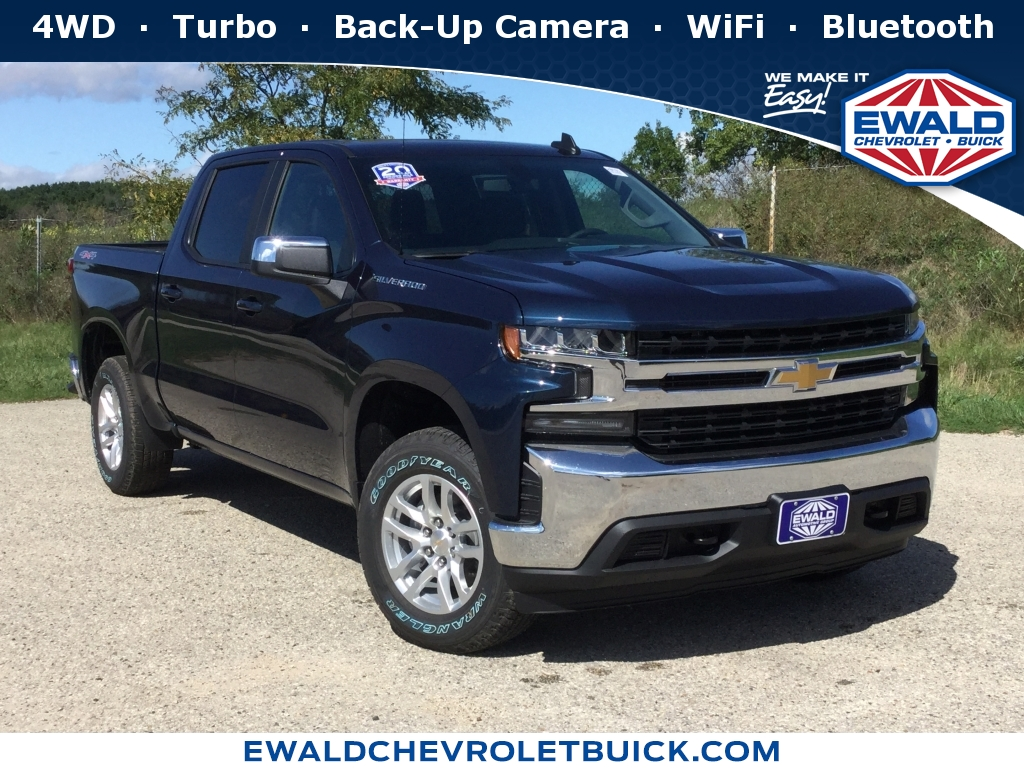 2020 Chevrolet Silverado 1500 Work Truck, 20C123, Photo 1