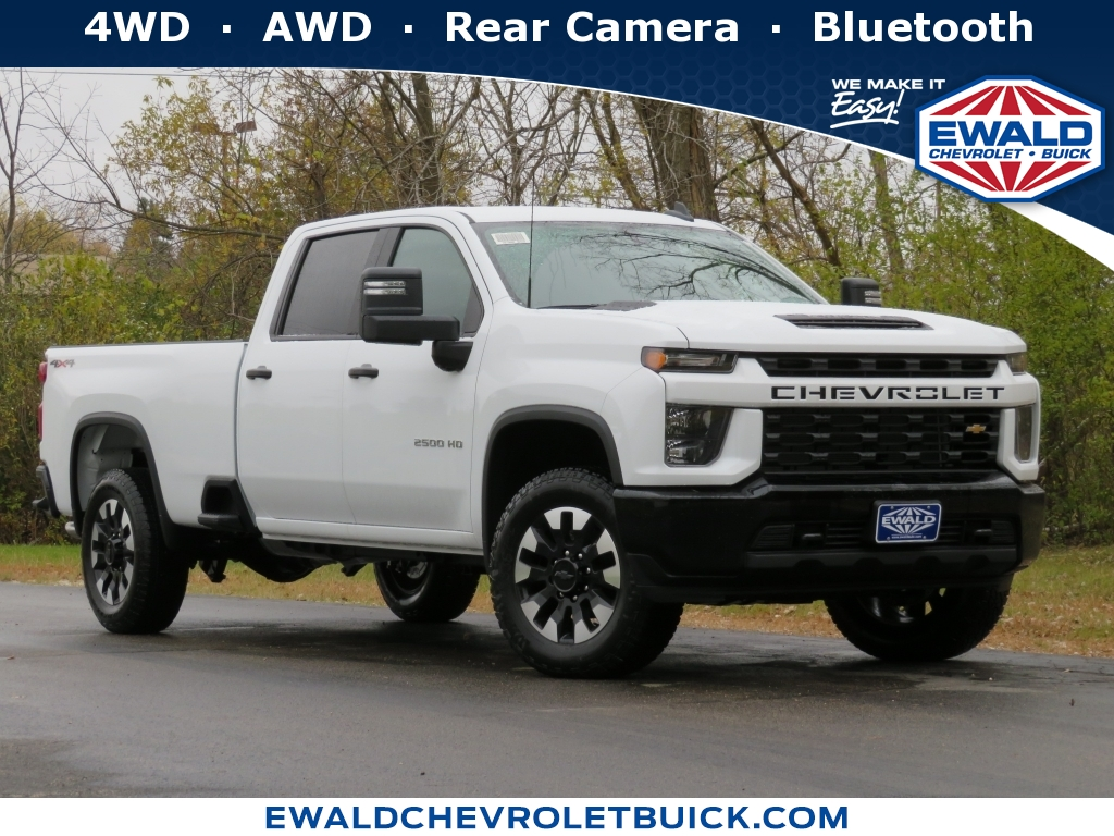 2020 Chevrolet Silverado 3500HD Work Truck, 20C1217, Photo 1