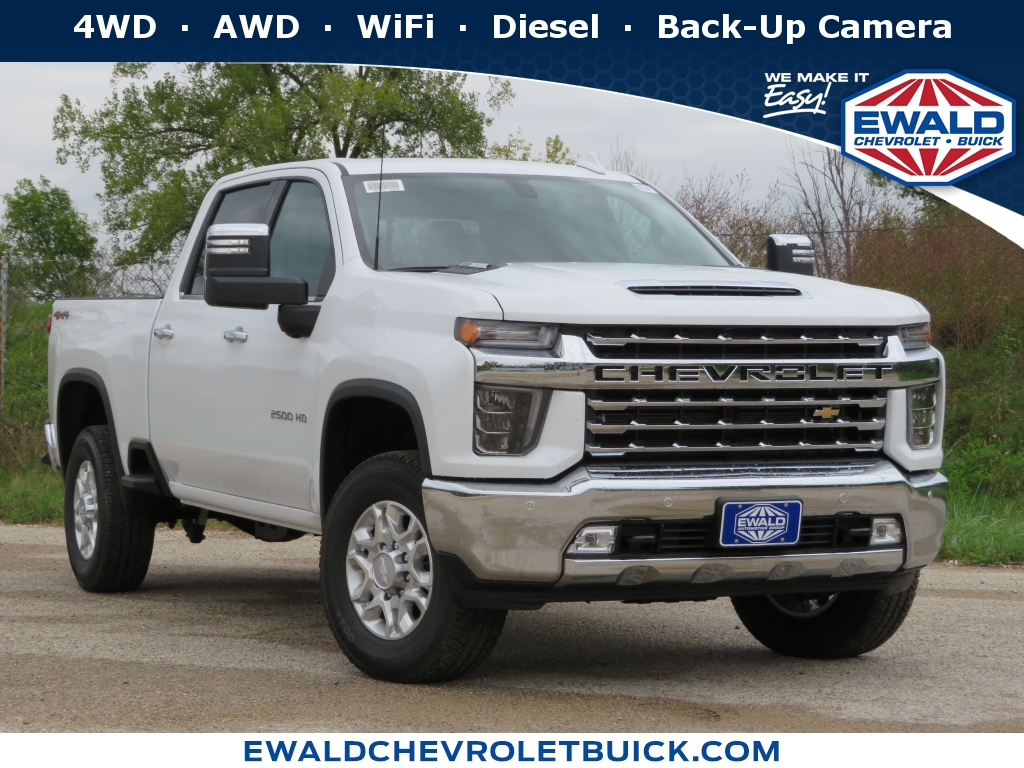 2020 Chevrolet Silverado 3500HD LTZ, 20C6, Photo 1