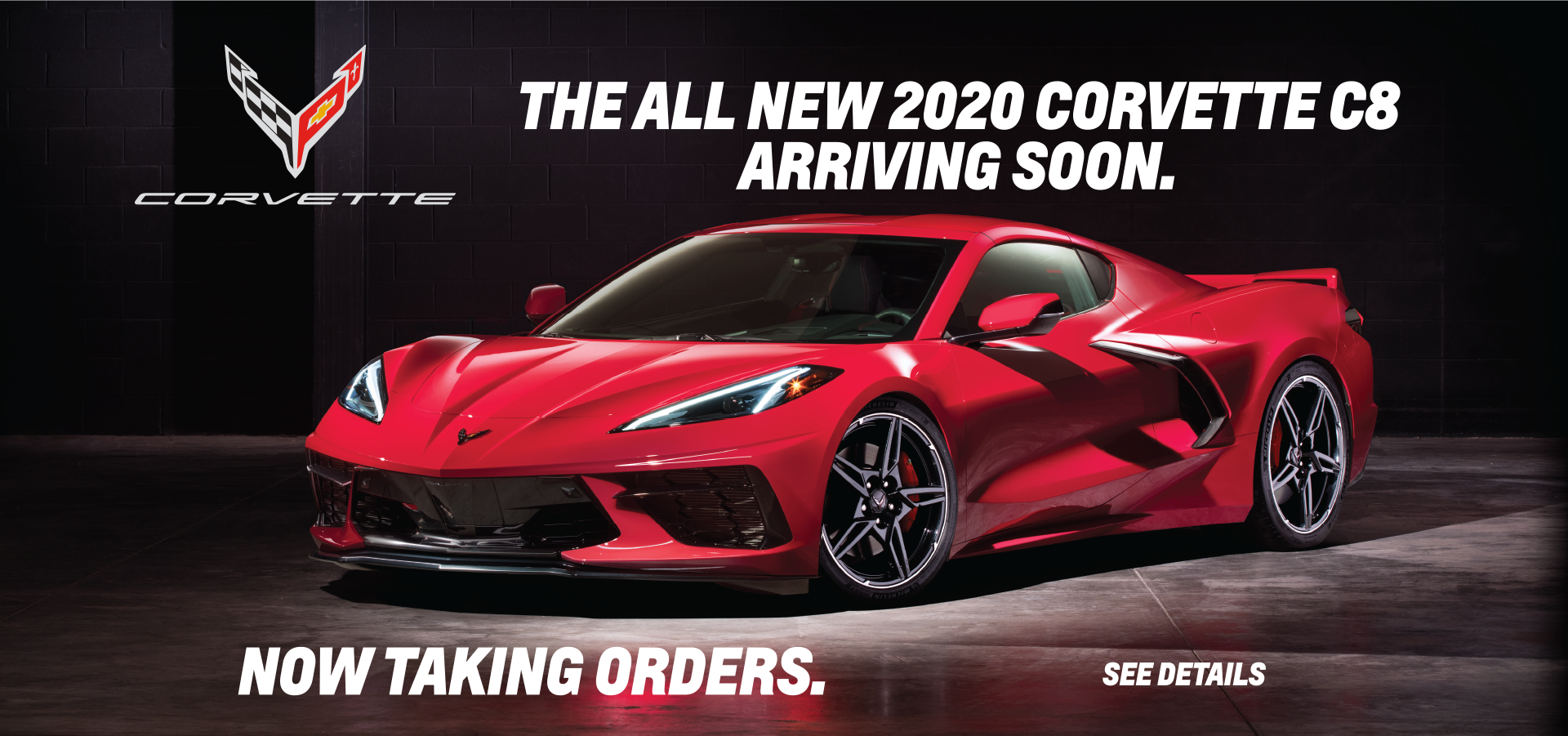 2020 Corvette Coming Soon