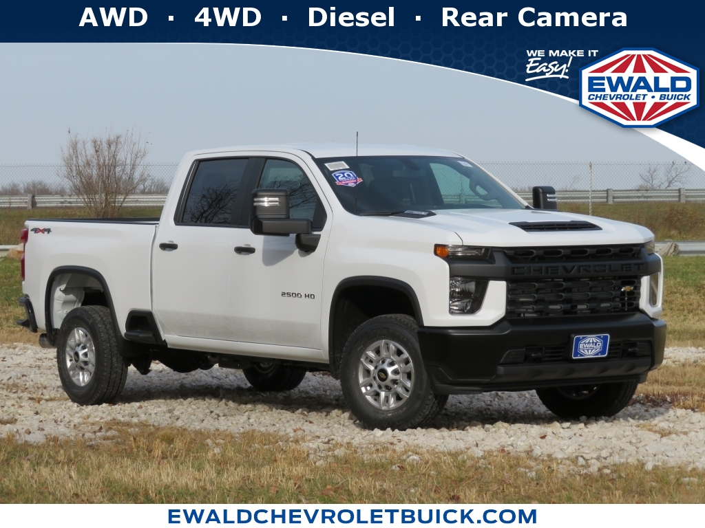2021 Chevrolet Silverado 2500HD LTZ, 21C67, Photo 1