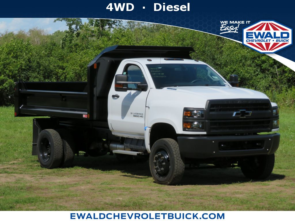 2021 Chevrolet Silverado MD Work Truck, 21C516, Photo 1
