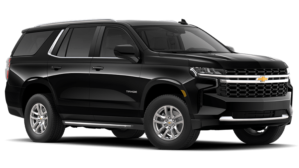 2021 Chevrolet Tahoe - Black