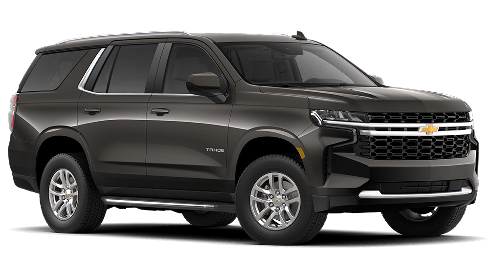 2021 Chevrolet Tahoe - Graywood Metallic