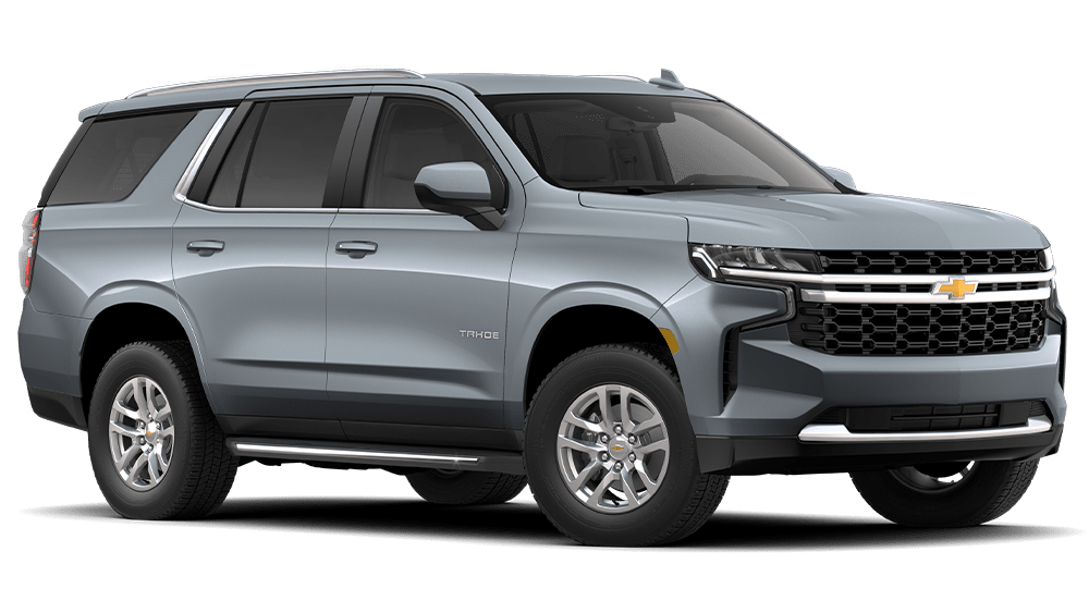 2021 Chevrolet Tahoe - Satin Steel Metallic