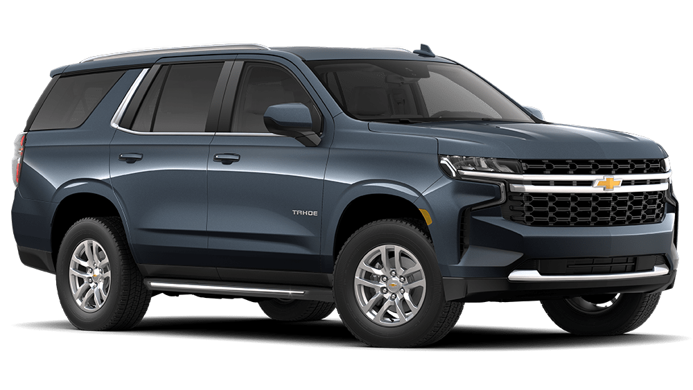 2021 Chevrolet Tahoe - Shadow Gray Metallic