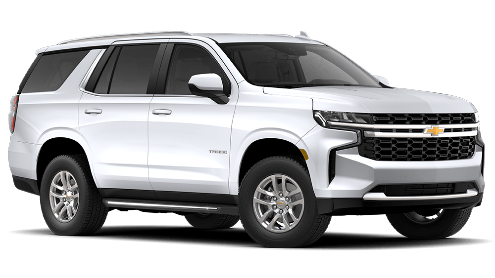 2021 Chevrolet Tahoe - Summit White