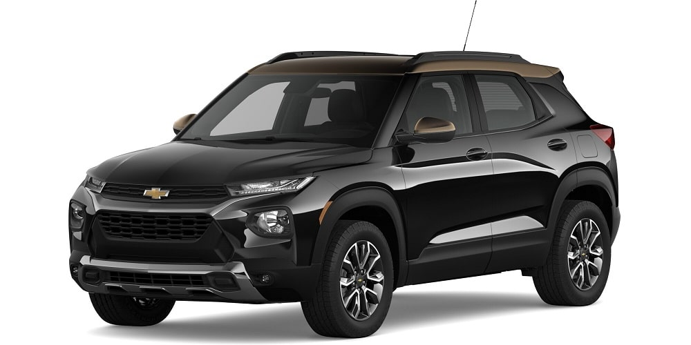 2021 Chevrolet Trailblazer - Mosaic Black Metallic / Zeus Bronze Metallic
