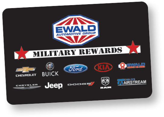 Military Rewards