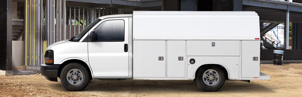 New 2018 Chevrolet Express Cutaway Oconomowoc