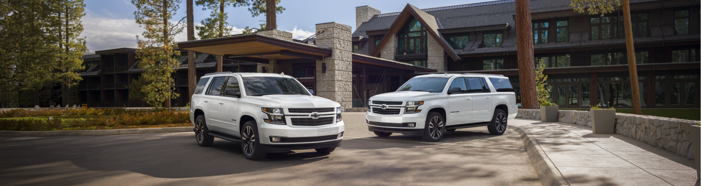 Chevrolet SUVs lifestyle