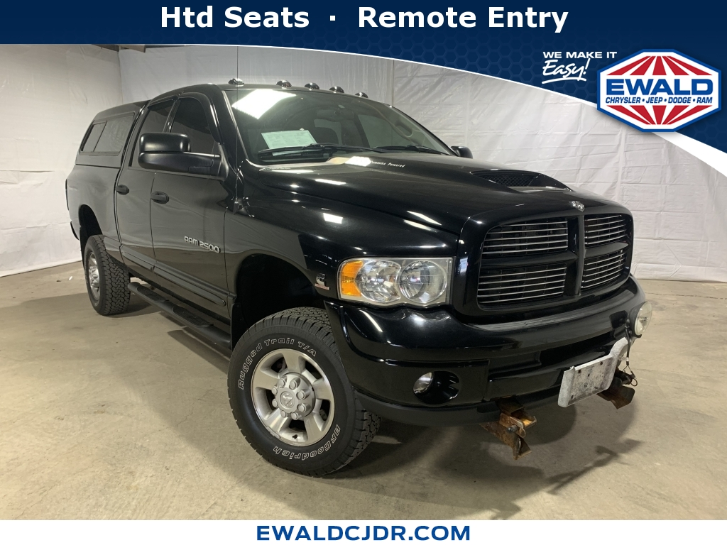 2006 Dodge Ram 2500 SLT, DP53588A, Photo 1