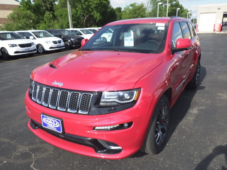 2016 Jeep Grand Cherokee For Lease