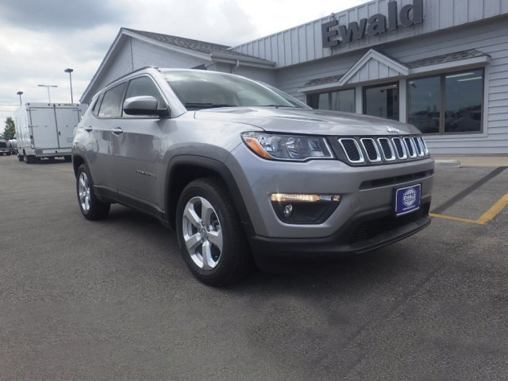 2017 Jeep Cherokee Latitude, NA53284, Photo 1