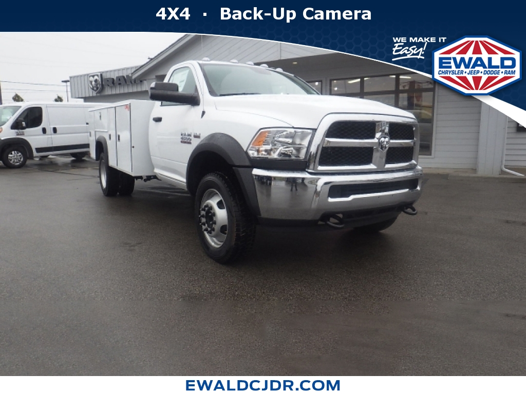 2017 Ram 5500 Chassis Cab Tradesman, DJ158, Photo 1