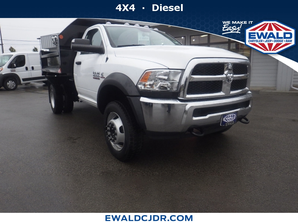 2017 Ram 4500 Chassis Cab Tradesman, DJ154, Photo 1