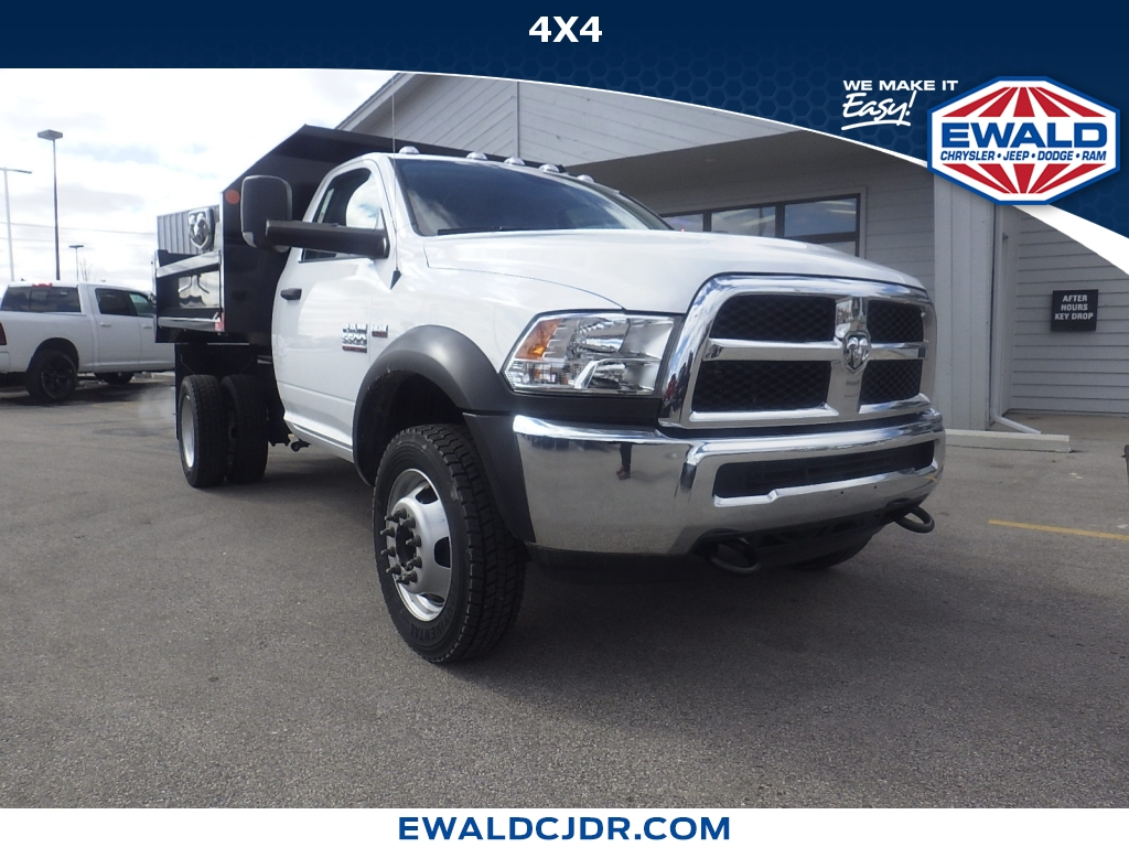 2017 Ram 5500 Chassis Cab SLT, DH404, Photo 1