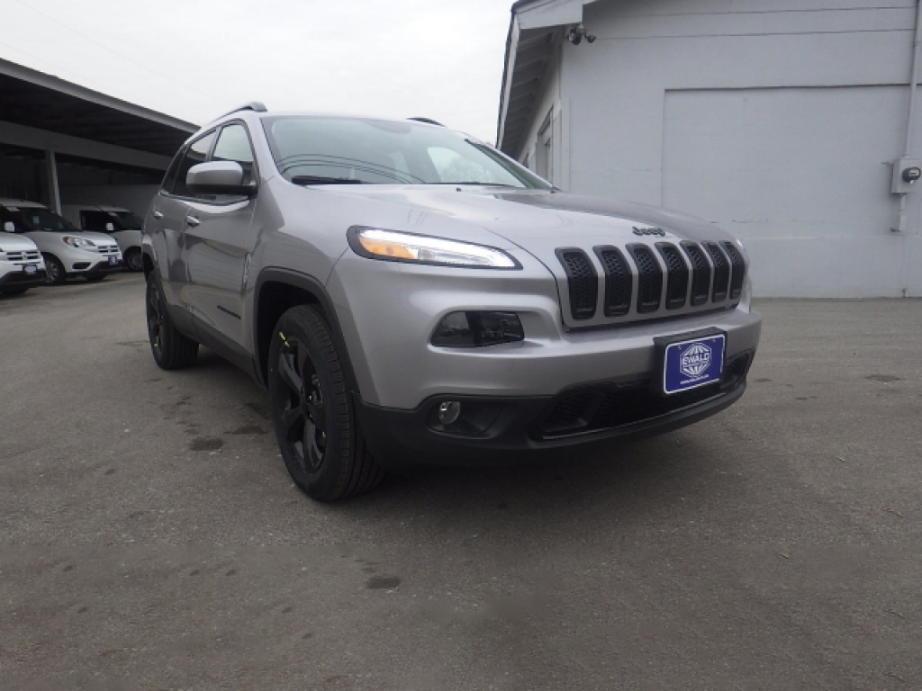 2018 Jeep Cherokee Limited, JJ241, Photo 1
