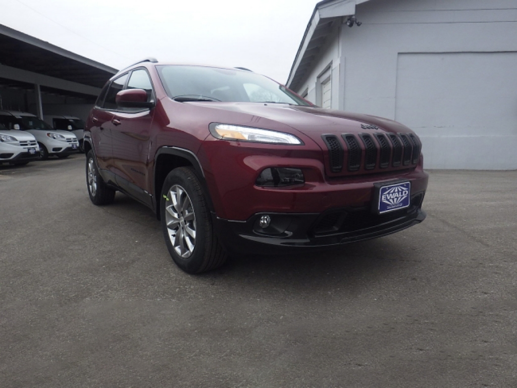 2018 Jeep Cherokee Latitude, JJ173, Photo 1