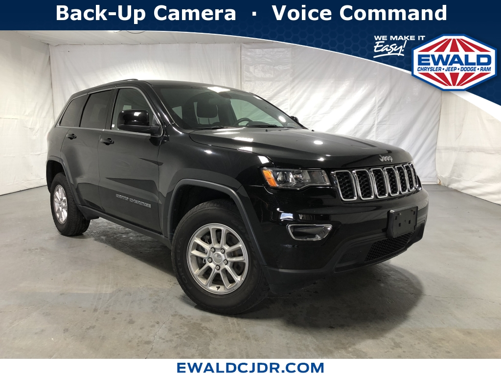 2018 Jeep Grand Cherokee Limited, JK475A, Photo 1
