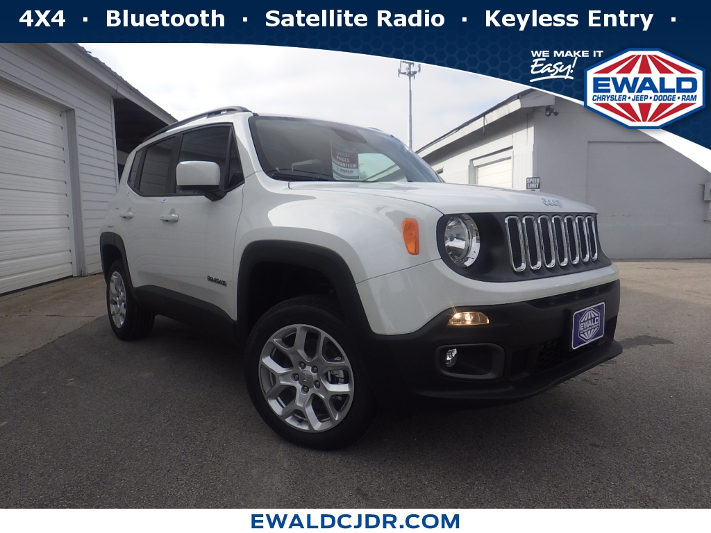 2018 Jeep Renegade Altitude, JJ738, Photo 1