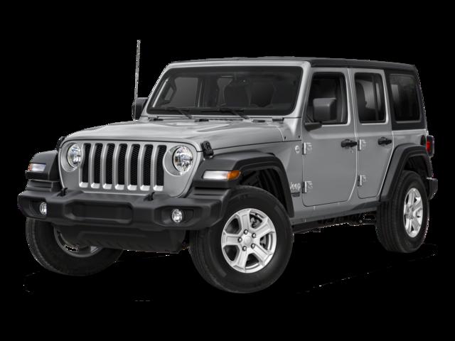 New Jeep Wranlger