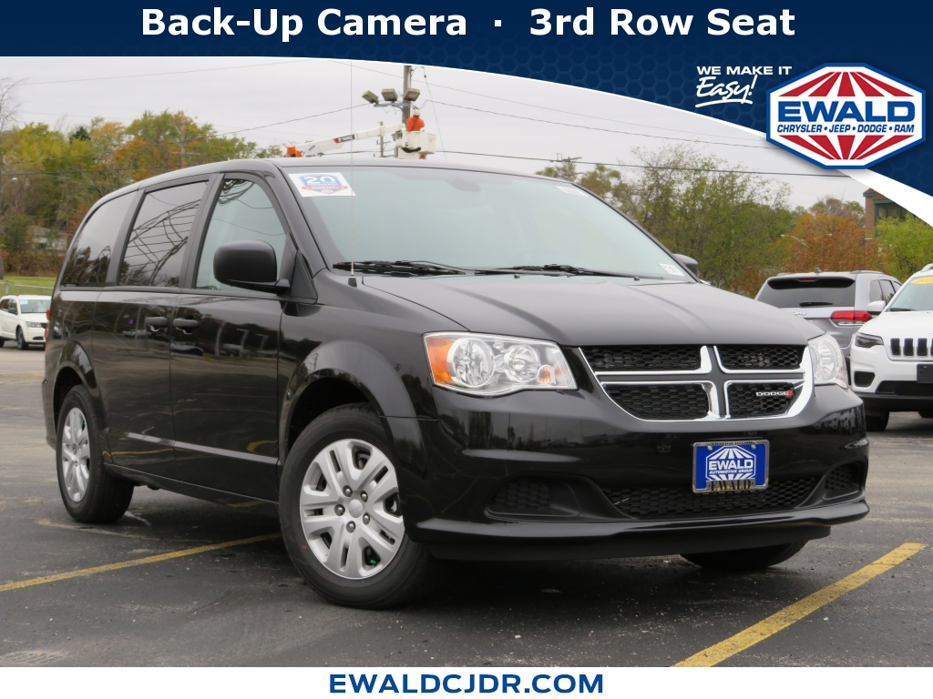 2015 Dodge Grand Caravan SXT, JK617A, Photo 1