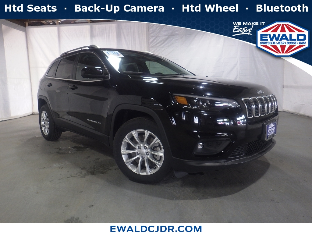 2019 Jeep Cherokee Latitude Plus, NA53647, Photo 1