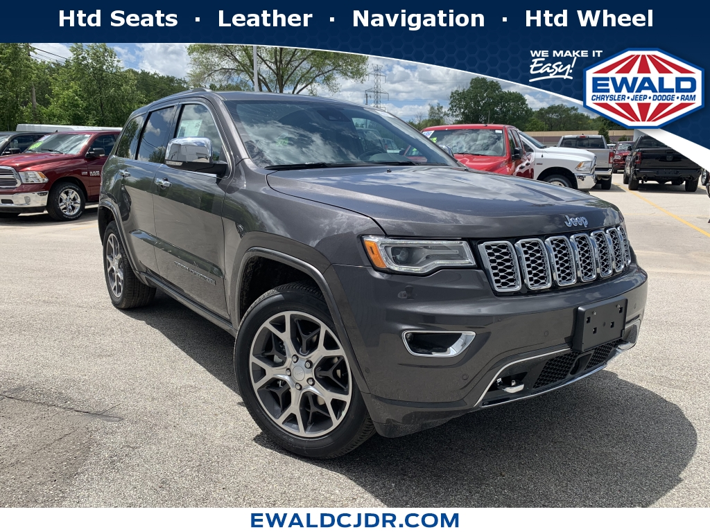 2019 Jeep Grand Cherokee Limited, JK320, Photo 1