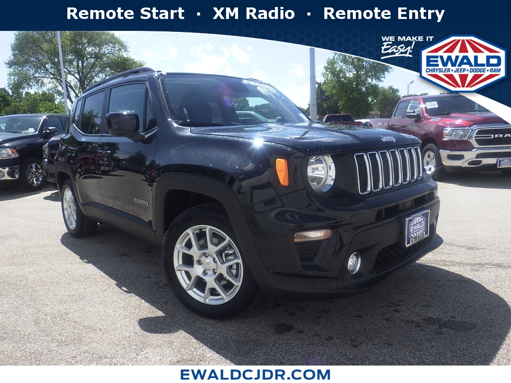 2019 Jeep Renegade Latitude, JK556, Photo 1