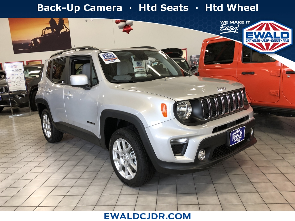 2019 Jeep Renegade Latitude, JK499, Photo 1