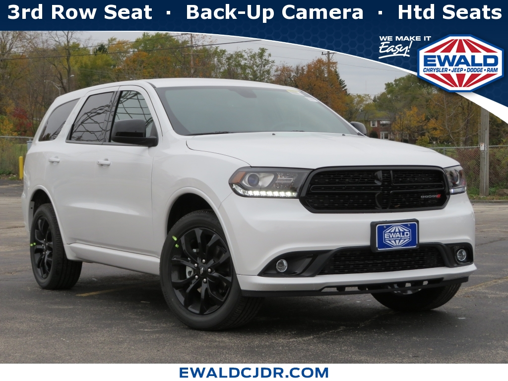 2017 Dodge Durango GT, DE53993, Photo 1